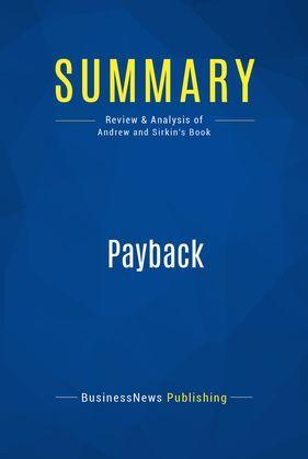 Summary: Payback