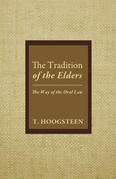 The Tradition of the Elders