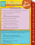 English Common Core 5Th Grade (Speedy Study Guides)