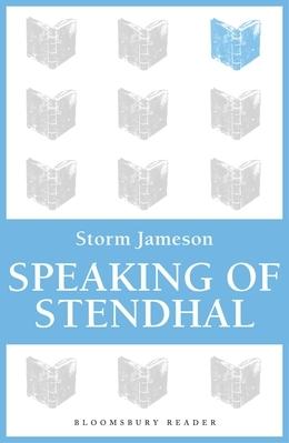 Speaking of Stendhal