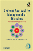 Systems Approach to Management of Disasters: Methods and Applications