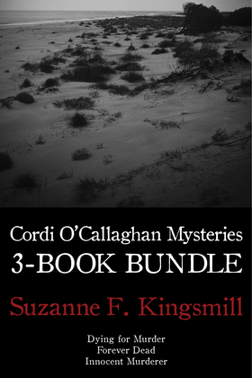 Cordi O'Callaghan Mysteries 3-Book Bundle: Dying for Murder / Forever Dead / Innocent Murderer