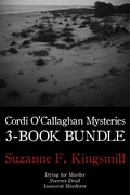 Cordi O'Callaghan Mysteries 3-Book Bundle