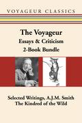 The Voyageur Canadian Essays & Criticism 2-Book Bundle