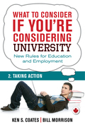 What To Consider if You're Considering University — Taking Action