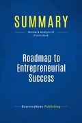 Summary: Roadmap to Entrepreneurial Success