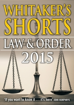 Whitaker's Shorts 2015: Law and Order