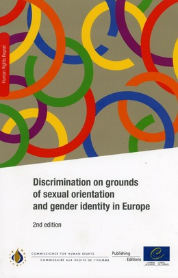 Discrimination on grounds of sexual orientation and gender identity in Europe - 2nd edition