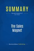 Summary: The Sales Magnet