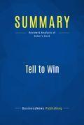 Summary: Tell to Win