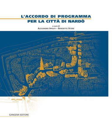 L'accordo di programma per la città di Nardò