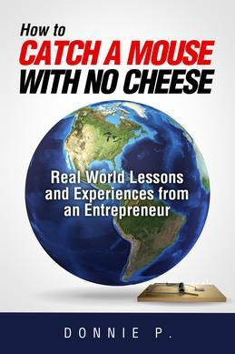 """""""How to catch a mouse with no cheese"""": Read World Lessons and Experiences from an Entrepreneur"""