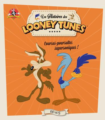 Looney Tunes, courses-poursuites supersoniques !