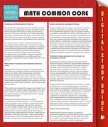 Math Common Core