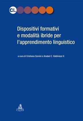Dispositivi formativi per l'apprendimento linguistico