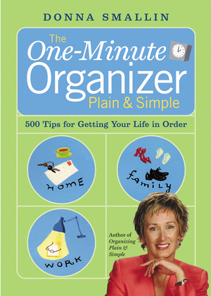 The One-Minute Organizer: Plain & Simple