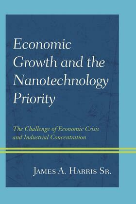 Economic Growth and the Nanotechnology Priority: The Challenge of Economic Crisis and Industrial Concentration
