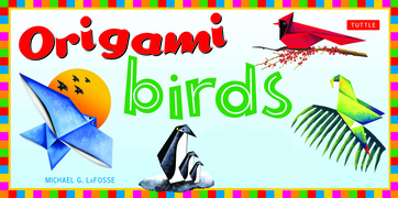 Origami Birds: [Origami Ebook with 2 Full-Color Booklets]