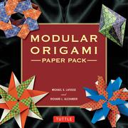Modular Origami Paper Pack