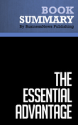 Summary : The Essential Advantage - Paul Leinwand and Cesare Mainardi