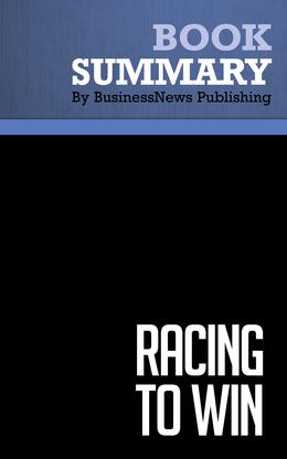 Summary : Racing To Win - Joe Gibbs
