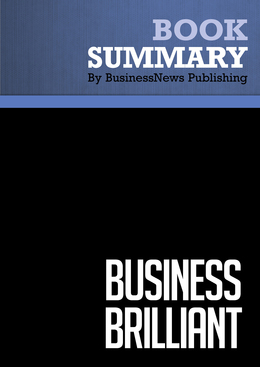 Summary : Business Brilliant - Lewis Schiff
