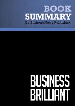 Summary : Business Brilliant - Lewis Schiff