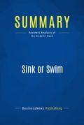 Summary: Sink or Swim