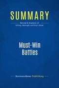 Summary: Must-Win Battles