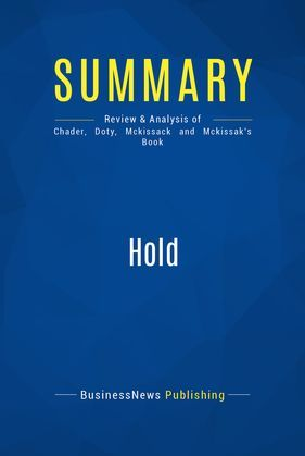 Summary: Hold