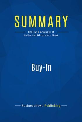 Summary: Buy-In