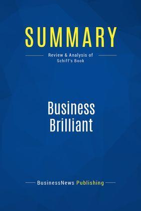 Summary: Business Brilliant