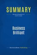 Summary: Business Brilliant