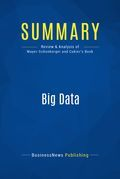 Summary: Big Data