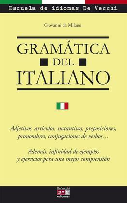 Gramática del italiano