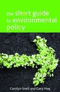 The Short Guide to Environmental Policy