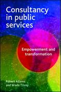 Consultancy in Public Services
