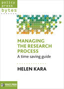 Managing the Research Process