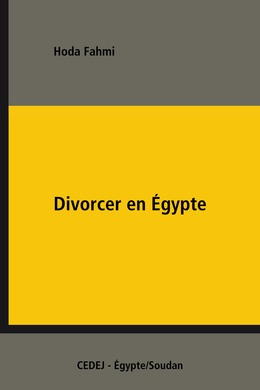 Divorcer en Égypte