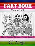 Fart Book: Fart Monster Bean Fart Jokes & Stories: Gross Out Book Fart Book Volume 2 + 3