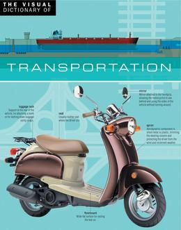 The Visual Dictionary of Transportation
