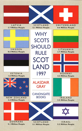 Why Scots Should Rule Scotland