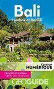 GEOguide Bali. Lombok et les Gili