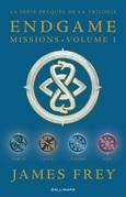 Endgame : Missions (volume 1). Chiyoko, Marcus, Alice, Kala