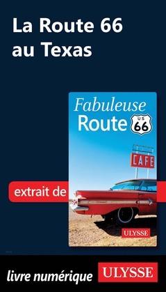La Route 66 au Texas