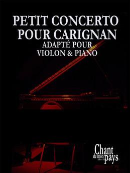Petit concerto pour Carignan_Vi.&piano