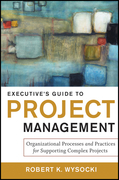 Executive's Guide to Project Management: Organizational Processes and Practices for Supporting Complex Projects