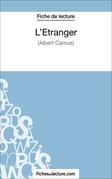 Fiche de lecture : L'Etranger
