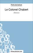 Fiche de lecture : Le Colonel Chabert