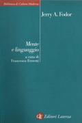 Mente e linguaggio